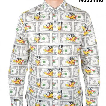 MOSCHINOMIGHTY MOUSE SHIRT - MULTI