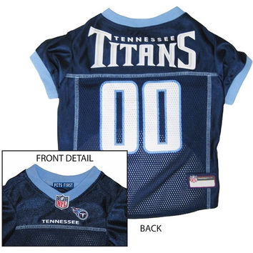Tennessee Titans Jersey Small