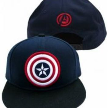 Avengers Age Of Ultron Baseball Hat - Captain Ultron
