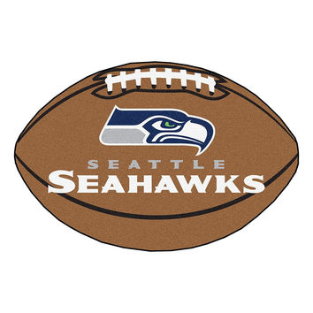 Seattle Seahawks NFL Football Floor Mat (22x35)
