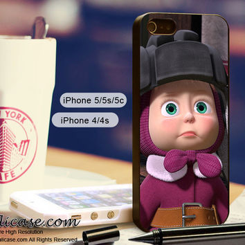 Masha and the Bear iphone 4/4s/5/5c/5s case, Masha and the Bear samsung galaxy s3/s4/s5, Masha and the Bear samsung galaxy s3 mini/s4 mini, Masha and the Bear samsung galaxy note 2/3