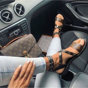 Louis Vuitton Lv Sandals-1