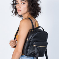 City Vibes Mini Backpack