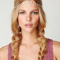Wildfox Daisy Chain Headpiece at Free People Clothing Boutique