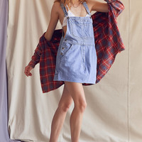 Urban Renewal Recycled '90s Skirtall Overall | Urban Outfitters