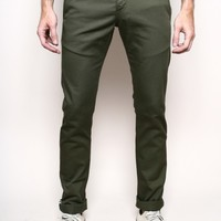 OFFICER TROUSERS // OLIVE