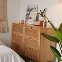 Marte 6-Drawer Dresser | Urban Outfitters