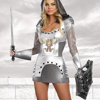 """""""Knight Time"""" Costume"""