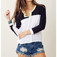 Townsen Colorblock Dolman