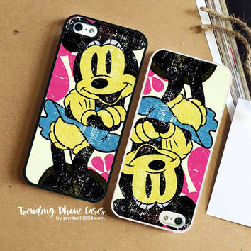 Minni Mouse Flower iPhone Case Cover for iPhone 6 6 Plus 5s 5 5c 4s 4 Case