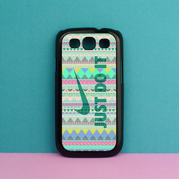 samsung galaxy S4 case,Just do it on Aztec,samsung galaxy note 3 case,note 2 case,samsung galaxy S4 mini case,samsung galaxy s4 active case
