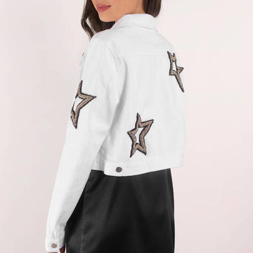 Rehab Clothing All Star Denim Jacket