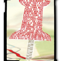 Paper Towns Collage Ipad Case, Available For Ipad 2, Ipad 3, Ipad 4 , Ipad Mini And Ipad Air