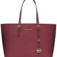 MICHAEL Michael Kors Jet Set Medium Multi Function Travel Tote - Plus Sizes - Macy's