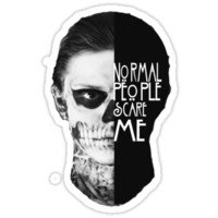 Halloween special: Normal People Scare Me