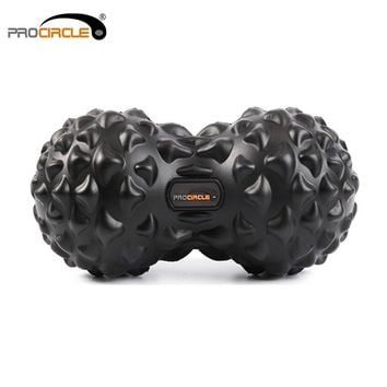 ProCircle Cobblestone Lacrosse Ball PU Fitness Balls For Yoga Massage Exercise Trigger Therapy Muscle Relief
