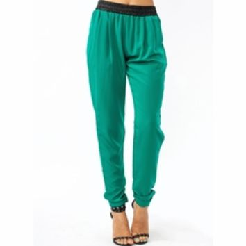 Just The Trimmings Lounge Pants - GoJane.com