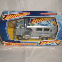 Philippines Jeepney Die Cast of WoWoWee-ABS/CBN TV Show