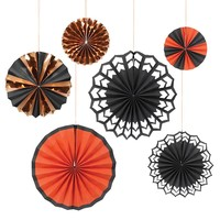 Halloween Party Pinwheel Decorations