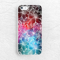 Colorful Floral pattern phone case for iPhone 6 5s, Sony z1 z2 z3 compact, LG g3 nexus 5, HTC one M8 M9, Moto x Moto g, Samsung S6 edge -P38