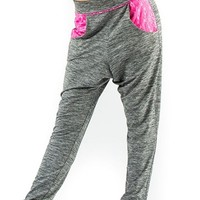 California Kisses JUNIOR LACE HAREM PANT - Dancewear Junior Sizes