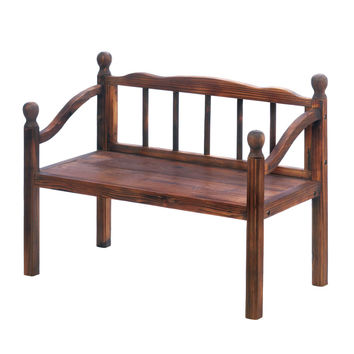 Plant Stands Wood, Fir Bench Floor Multiple Plant Stand