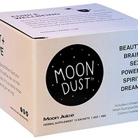 Moon Juice - Organic + Wildcrafted Moon Dust Sachet Sampler (12 Individual Sachets)