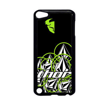 Thor Volcom Sentinel Stickerbomb Mx Protective iPod Touch 5 Case