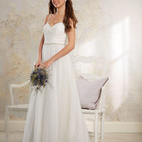 Alfred Angelo Modern Vintage 8546 Soft Tulle Wedding Dress