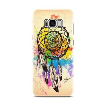 Water color dream catcher Samsung Galaxy S8 | Galaxy S8 Plus case