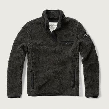 Sherpa Utility Pullover