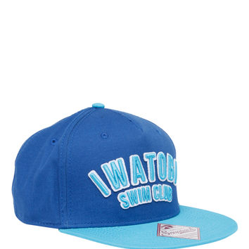 Free! Iwatobi Swim Club Snapback Hat