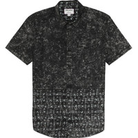 Billabong Men's Versa Woven Shirt Black