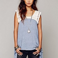Free People  We The Free Shimmy Shake Top at Free People Clothing Boutique