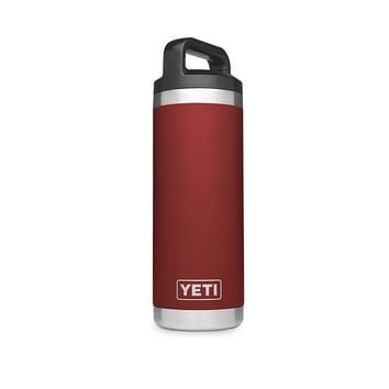 18 oz. Rambler Bottle in Brick Red by YETI