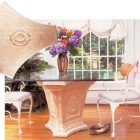 Sunflower Grand Dining Table Base 28.5H