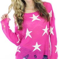 My Associates Store - Wildfox Couture Seeing Stars Lennon Sweater