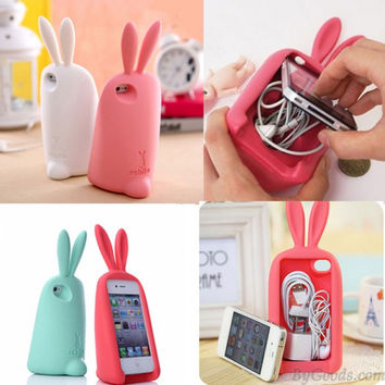 Rabbit Storage Silicone Case