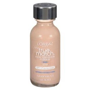 L'Oreal® Paris True Match Makeup W6 Sun Beige 1 fl oz