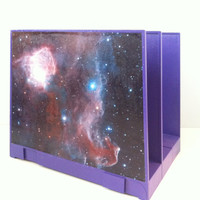 Galaxy paper organizer - Upcycle