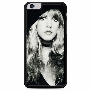 Stevie Nicks Black And White iPhone 6 Plus/ 6S Plus Case