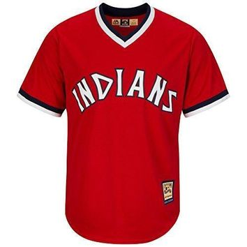 Cleveland Indians Cool Base Cooperstown Jersey