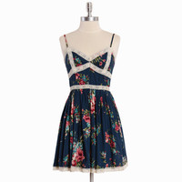 neverfield park floral dress