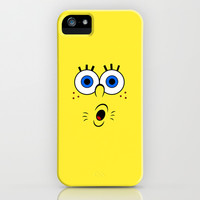 Spongebob 2 iPhone & iPod Case by Valerie Hoffmann