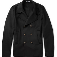 Tomas Maier - Wool-Blend Peacoat | MR PORTER