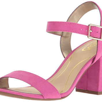 Circus by Sam Edelman Women's Ashton Heeled Sandal Hot Pink 7.5 M US '
