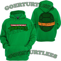 teenage mutant ninja turtles michelangelo NEW Unisex (Men's) and (Women's) Hooded Sweatshirt