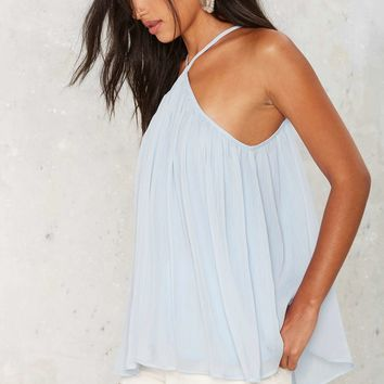 Point of Entry Halter Tank
