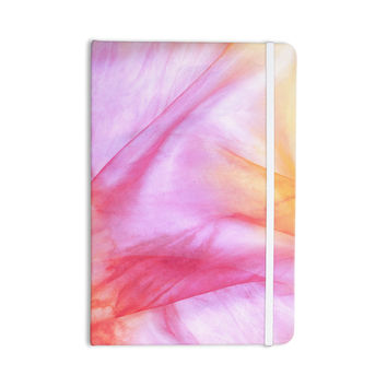 "Heidi Jennings ""Pastel Haze"" Pink Orange Everything Notebook"