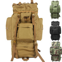 Outdoor Sport Military Style Climbing Camping Hiking Travel Wild Survival Tactical  Backpacks